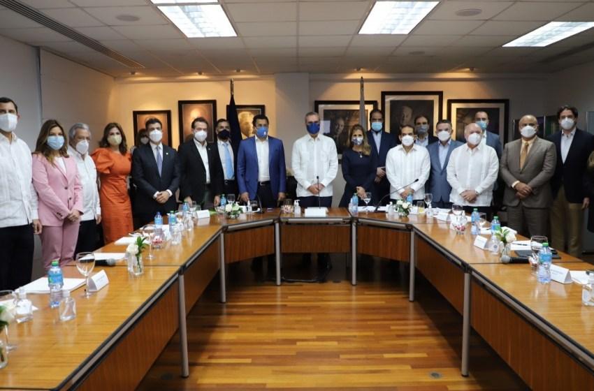 Presidente Abinader encabeza la primera reunión con la Comisión Multisectorial Marca País para impulsar la estrategia de nación