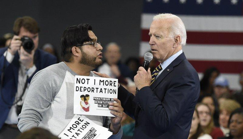 Biden revierte políticas migratorias de Trump