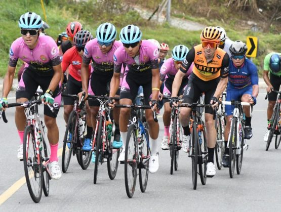 Yurgen Ramírez domina montañas y se perfila campeón de la Vuelta