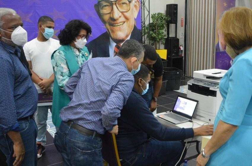Comisión del Congreso supervisa despachos materiales votación