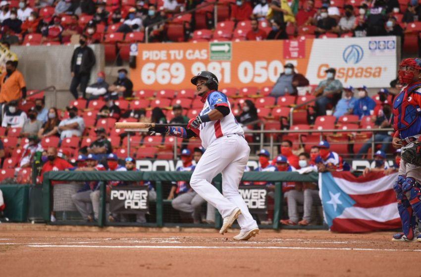 RD inicia ganando ante Puerto Rico, Lagares lidera con jonrón, sencillo y 5 remolcadas