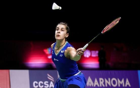 Carolina Marín conquista el título en Abierto bádminton de Suiza