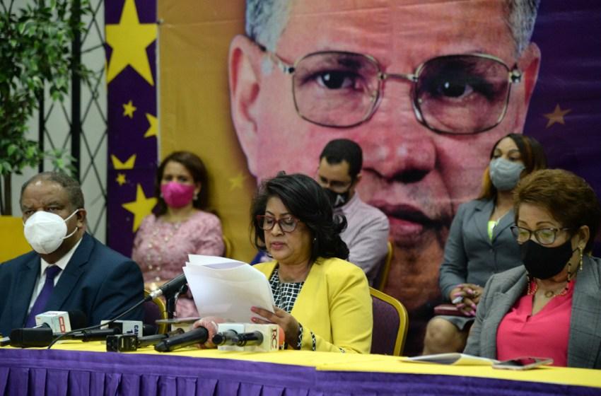 PLD oficializa convocatoria a Juramentación del CC