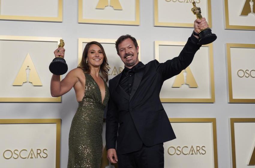 """""""My Octopus Teacher"""" gana Oscar a mejor documental"""