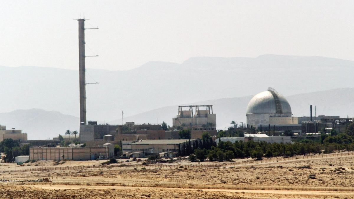 Israel: Misil sirio no iba dirigido a reactor nuclear