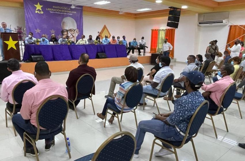 PLD anuncia que continúan este fin de semana las asambleas provinciales