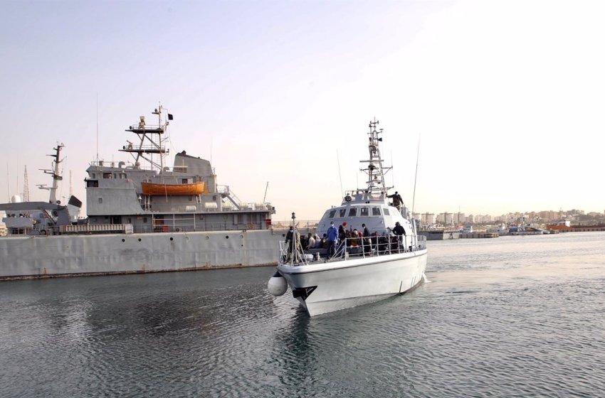 UNICEF: Libia rescata a 125 migrantes menores en una semana