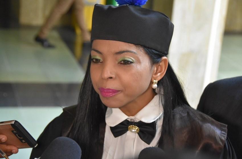 Yeni Berenice sobre caso Coral: «El MP está listo para conocerlo hasta en el Centro Olímpico»