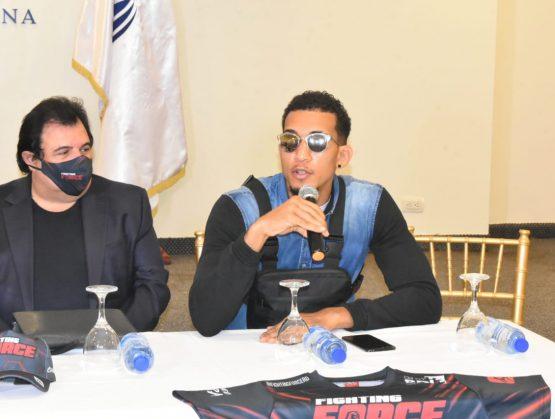 El Matador Matos buscará convertirse en el segundo campeón mundial dominicano en la MMA