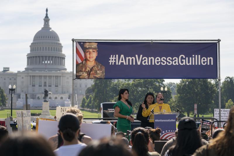 Ejército EEUU sanciona a 21 soldados en caso sobre Guillén