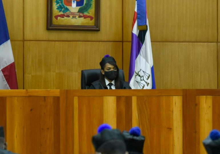 Corte Penal ratifica magistrada Kenya Romero en caso Coral