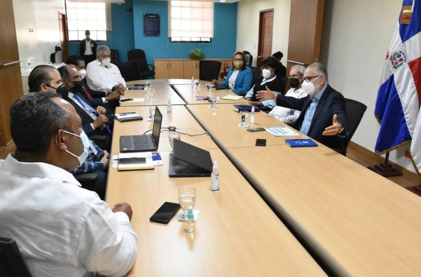 Ministro de Economía destaca importancia de creación de la Red Geodésica Nacional que beneficiará con información de calidad a las instituciones
