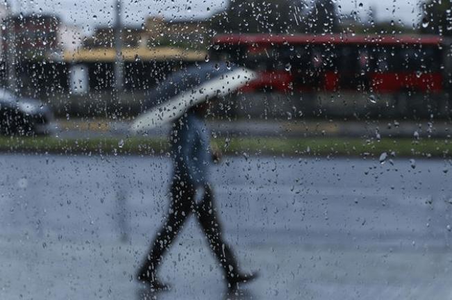 La ONAMET pronostica aguaceros hacia el interior del pais para este miércoles