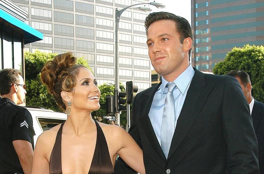 Jennifer López y Ben Affleck pasean en amor con sus hijos
