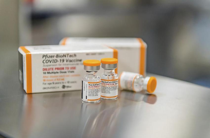 Pfizer dice que su vacuna para niños es 90% efectiva