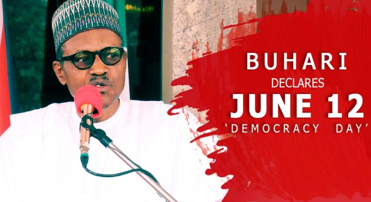 Image result for june 12 democracy day MASSIVE SURPRISE! BUHARI AMASED AS TINUBU MAKES POWERFUL DEMAND THAT GOT NIGERIAN TALKING MASSIVE SURPRISE! BUHARI AMASED AS TINUBU MAKES POWERFUL DEMAND THAT GOT NIGERIAN TALKING PMB June 12