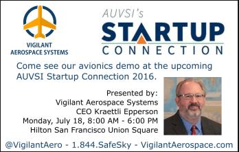 AUVSI Startup Connection 7-18-2016_VAS Promo Graphic