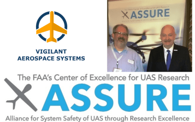 Vigilant Aerospace Joins FAA's ASSURE Program for Unmanned Flight Safety