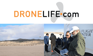 DroneLife.com covers Vigilant Aerospace BLOS UAS Flight Tests at NASA Armstrong