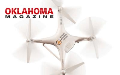 Vigilant Aerospace CEO Talks About the Future of Autonomous Systems with Oklahoma Magazine