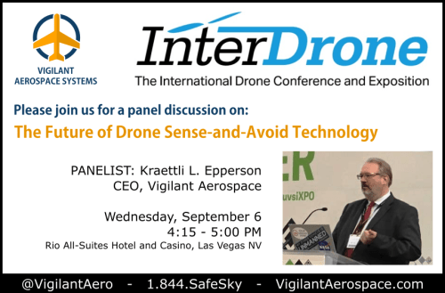 Future of Drone Sense-and-Avoid Tech
