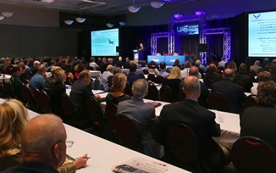 "Vigilant Aerospace CEO Joins Industry Experts to Present ""Safer UAS Flights With NASA Tech"" at UAS Summit 2017"