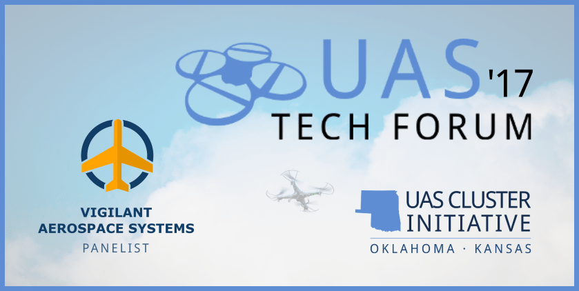 Vigilant Aerospace CEO Discussing Commercial UAS Solutions at Upcoming UAS Tech Forum
