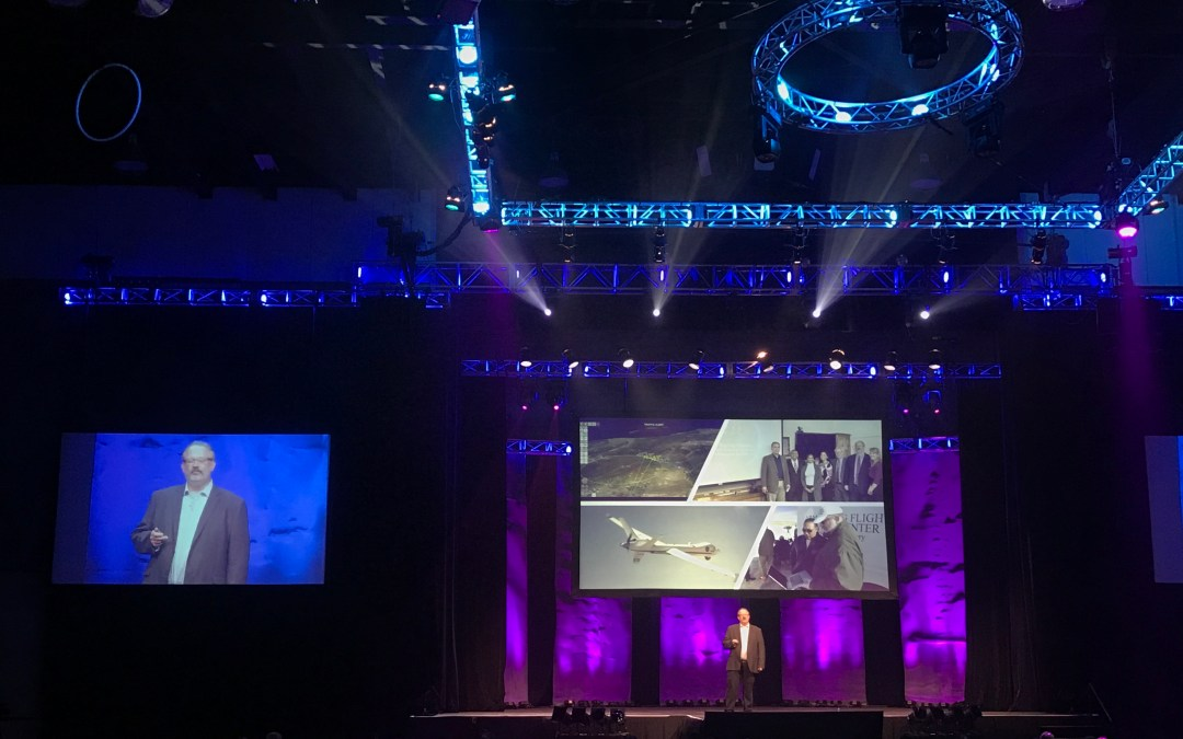 Video: How to Manage Integrated Airspaces: Real World Experiences Flying with NASA – a Drone Focus 2018 Presentation