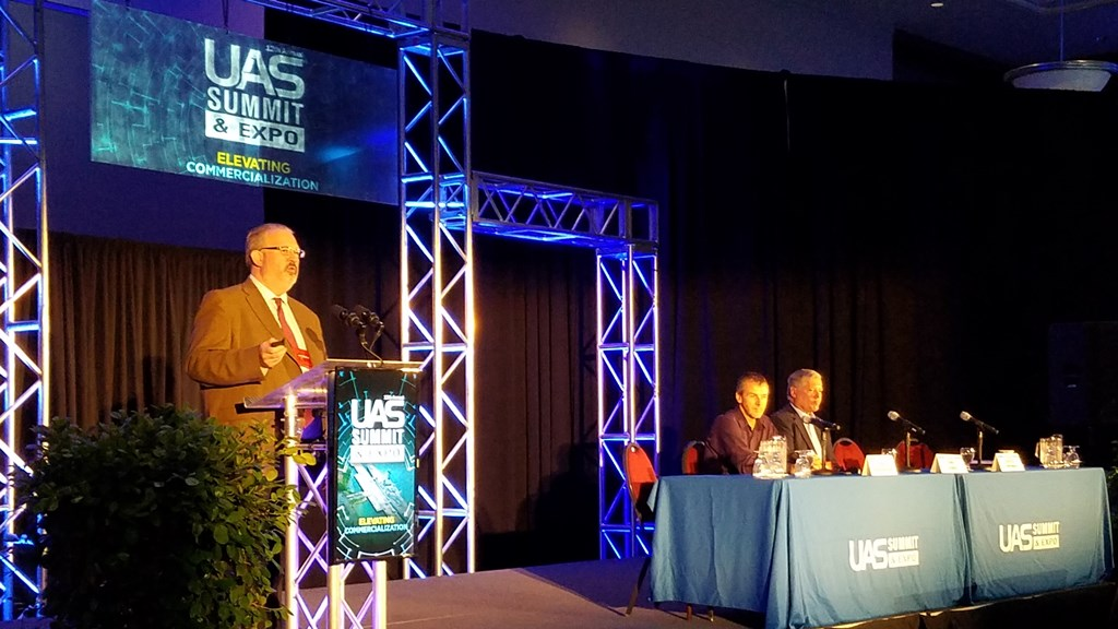 "Video: ""New Models for Integration of UAS Into the NAS: Airspace Management as a Service"" – a 2018 UAS Summit & Expo Presentation"