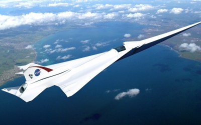 NASA Quiet Supersonic Aircraft Named a Top Aerospace Innovation of 2019 by Popular Science Magazine