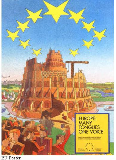 euposter Sinister Sites   The EU Parliament
