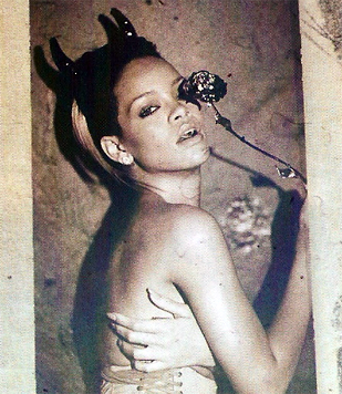 Rihanna rose lucifer