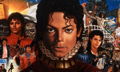 Michael Jackson's New Album Cover: Rife with Symbolism