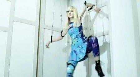 Donatella Versace: Mind Control Handler in H&M Ad