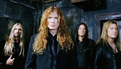 "Megadeth's ""New World Order"" and ""We the People"": Metal With a Message"
