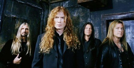 """Megadeth's """"New World Order"""" and """"We the People"""": Metal With a Message"""