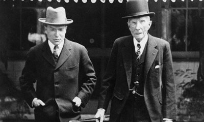 The Rothschilds and Rockefellers Join Forces in Multi-Billion Dollar Deal