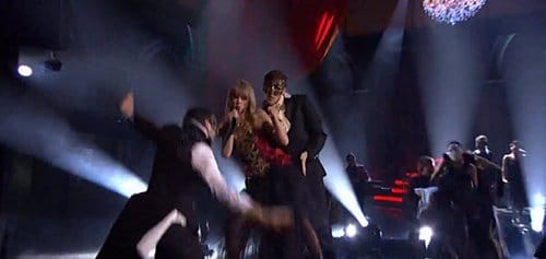 Taylor Swift's Performance at the 2012 AMA's: A Typical Initiation Ritual