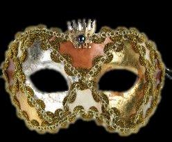 Un dominó de la máscara