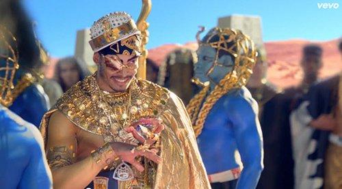 "Katy Perry's ""Dark Horse"": One Big, Children-Friendly Tribute to the Illuminati"