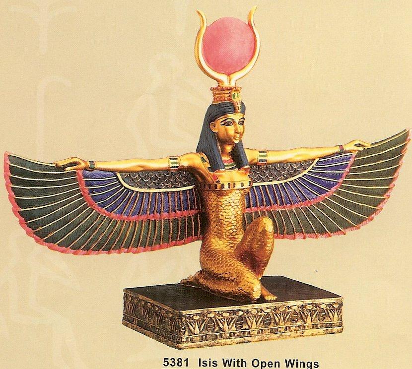 Isis dea egizia