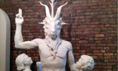 The Satanic Temple Will Conduct 'Reenactment' of Satanic Black Mass at Harvard University