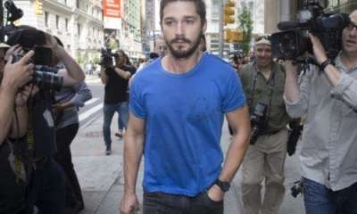 What is Happening to Shia LaBeouf?