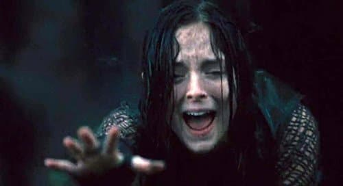 Although Ham assured his father that this girl was good and innocent, Noah let her die. He could have easily saved her.