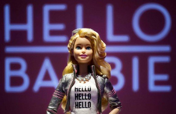 Hello Barbie : The Creepy Doll That Spies on Kids ... and their Parents