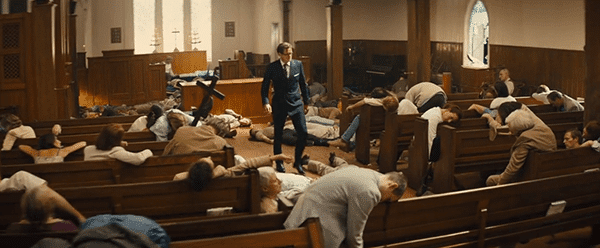 """""""Kingsman: The Secret Service"""" or How to Sell the Occult Elite to the Youth"""