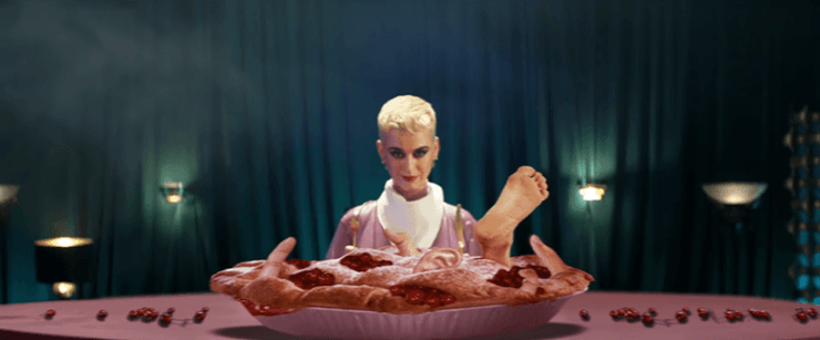"""Katy Perry's """"Bon Appétit"""" is a Nod to Occult Elite Rituals"""