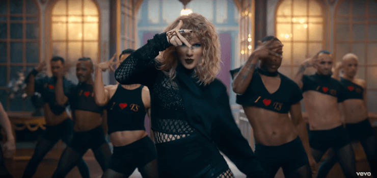 """The Sinister Meaning of Taylor Swift's """"Look What You Made Me Do"""""""