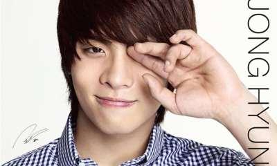 K-Pop Star Jonghyun Found Dead at 27 of Apparent Suicide