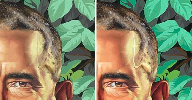 Strange Facts About Obama's Portrait and its Painter Kehinde Wiley